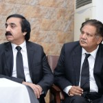 Rana Ijaz Ahmed, Former Law Minister, Punjab; Zafar Kalanauri, Advocate Supreme Court