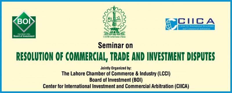LCCI seminar banner